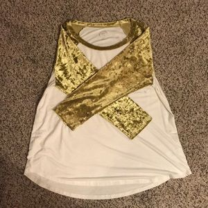 NWOT Maurices Long Sleeve Top